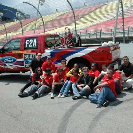 IVD at Michigan International Speedway