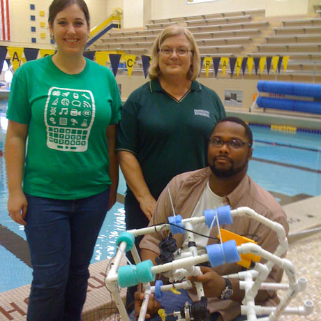 Underwater Remotely Operated Vehicle Training for Teachers